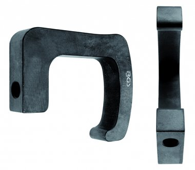 Universal trekken Hook, heavy duty type, Sliding Hamer BGS 7772, 7772-2, 7776