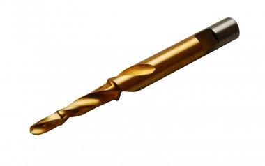 Stap Boor 5,5 x 7 mm, titanium nitride van set 8297