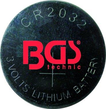 Accu CR2032, voor BGS 977, 978, 979, 1943, 9330