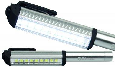 Aluminium-LED-Stift met 9 LEDs