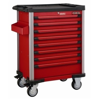 8-drawer trolley with 326pc tools (EVA)