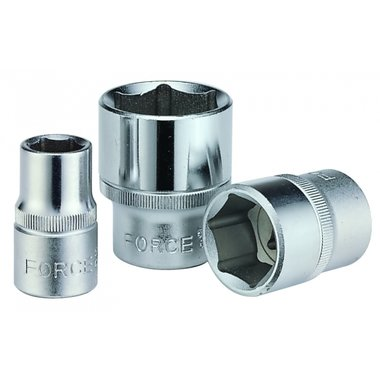 Doppen 3/8 (6-kant) 7/16 inch SAE