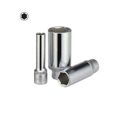 Doppen lang 3/8 (6-kant) 3/8 inch SAE