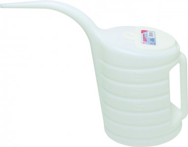 Gieter met deksel, 5 liter lange tuit
