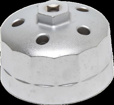 Eindkap oliefiltersleutel voor Land Rover 90.2 mm x 15