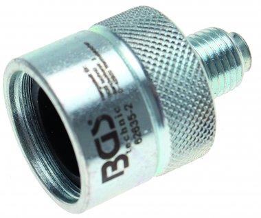 Adapter M27x1.0 van BGS 62.635