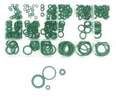 HNBR O-ringen assortiment 225 delig