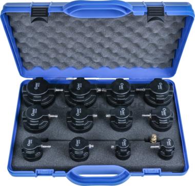 Lekdetector voor turbocompressiesystemen in verbrandingsmotoren