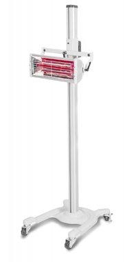 Infrarood lakdroger met 1 lampen