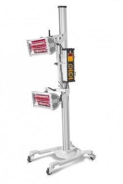 Infrarood lakdroger met 2 lampen