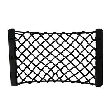 Opbergnet elastisch 24x18cm met kunststof frame NS-8