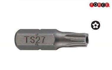 1/4 Five-sided star tamper bit TS20
