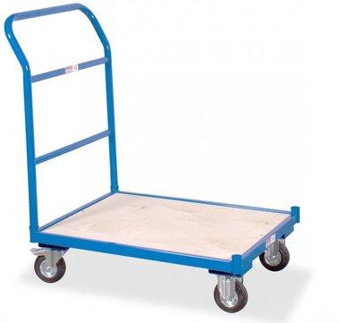 Plateauwagen 1 legbord 250 kg