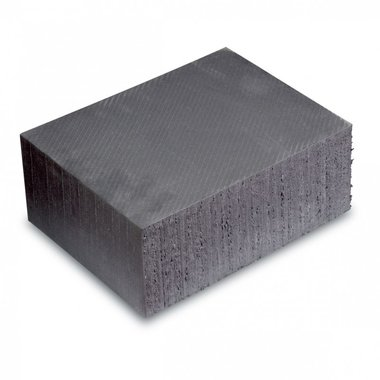 Universele rubber blok