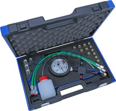 Common Rail hogedruk-tester, max. 2000 bar