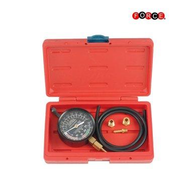 Professionele vacuummeter & fuel tester