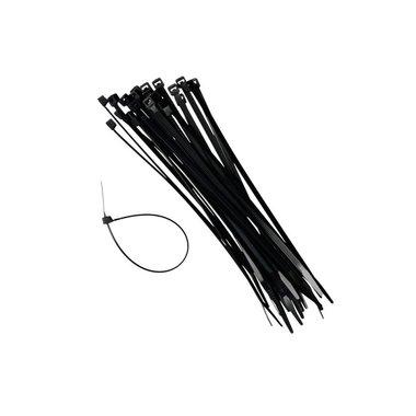 Kabelbandjes 3,6x150mm x100 stuks