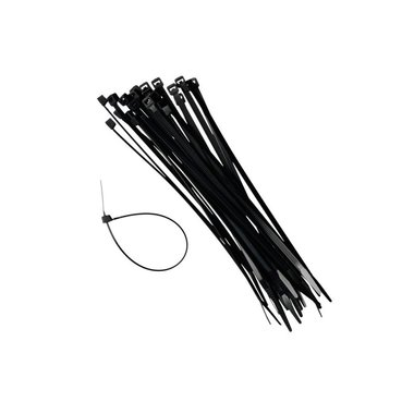 Kabelbandjes 4,8x300mm x100 stuks