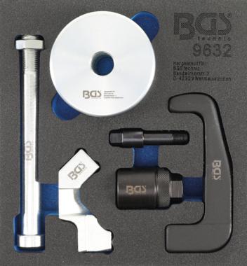 Injectorenuittrekker voor Bosch CDI-injectoren 6-delig