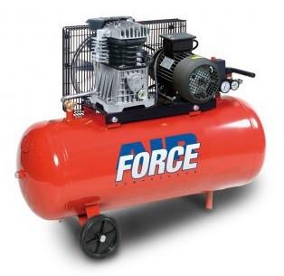 Mobiele compressor 100 Liter