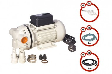 Adblue pomp poad230 + accessoires