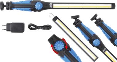 COB-LED / UV-looplamp extra plat