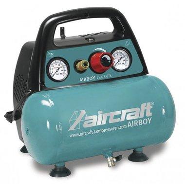 Olievrije compressor 8 bar - 6 liter