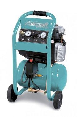Compacte werfcompressor hos 10 bar, 10 liter