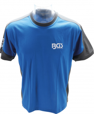 BGS® T-shirt maat XXL