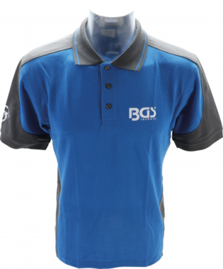 BGS® Polo-shirt maat L