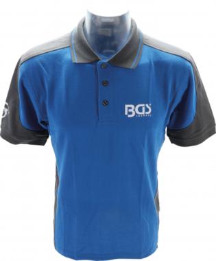 BGS® Polo-shirt maat 3XL