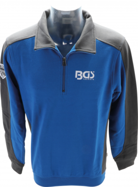 BGS® Sweatshirt maat XL