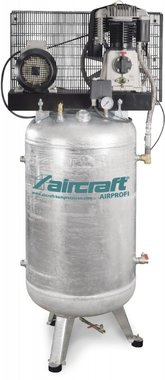 Zuigercompressor 10 bar - 270 liter -780x710x1.870mm