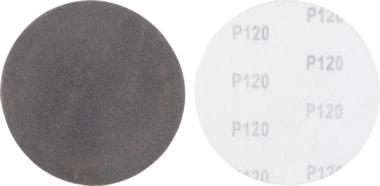 Schuurschijfset | korrel 120 | siliciumcarbide | 10-dlg
