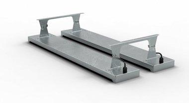 Plafondbeugel 400x1,5x103,5mm voor MO9818