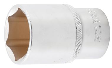 Dopsleutel zeskant diep 12,5 mm (1/2) 38 mm