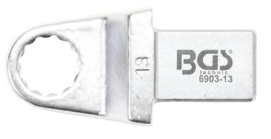 Insteek-ringsleutel 13 mm