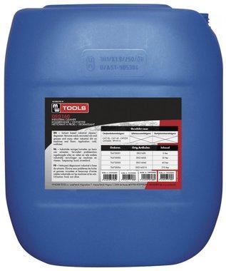 Industriele reiniger/ontvetter 60-210 liter