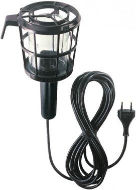 Veiligheids-looplamp 5m H05RN-F 2x0,75 60W E27