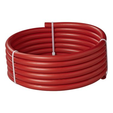 Drinkwaterslang rood 5,00M / 10x15mm