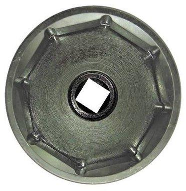 Wielcabine derde asmoer moer scania 95mm
