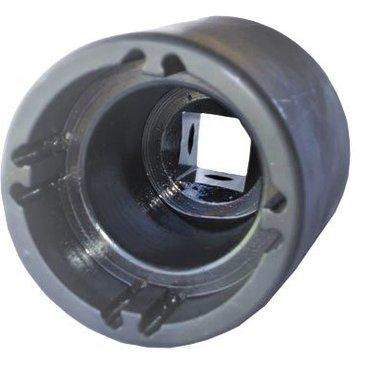 Wielmoercontactdoos achterwiel 53,5x72mm